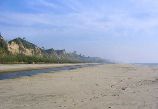 Cox Bazaar Beach