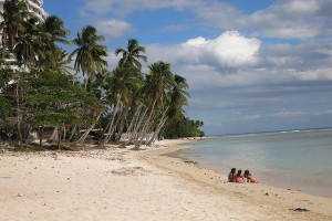 Juan Dolio beach