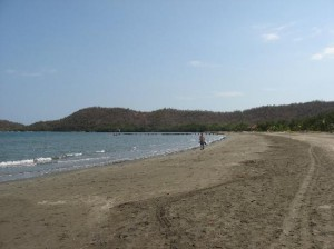 Marea Del Portillo beach