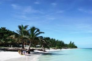 Pinar Del Rio beach