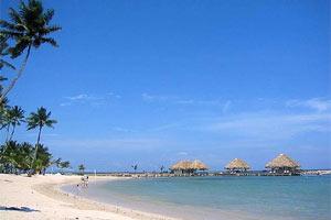 Playa Boca Chica beach