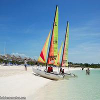 Playa Megano beach