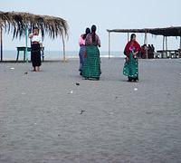 Playa Tilapa beach