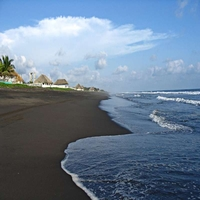 Vacation at Monterrico beach Guatemala