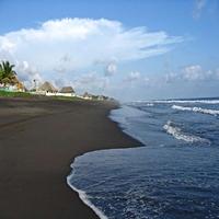 Vacation at Monterrico beach