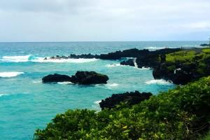 Wai'anapanapa Beach