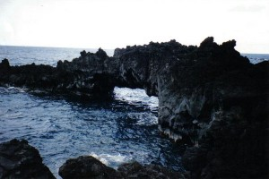 Waianapanapa Beach