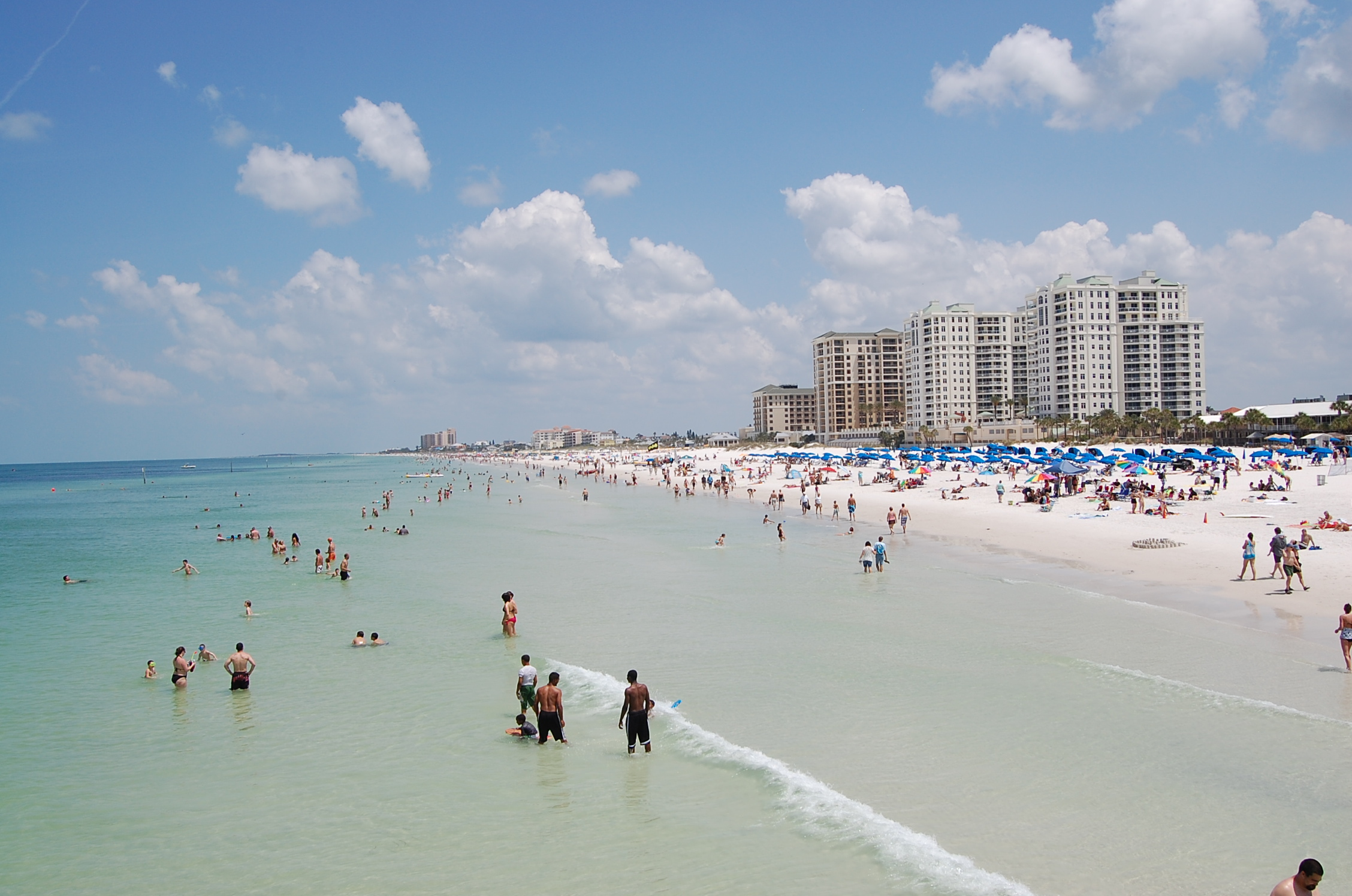 Best Beaches In Clearwater Area