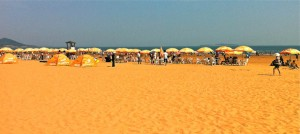 Golden Beach, Qingdao