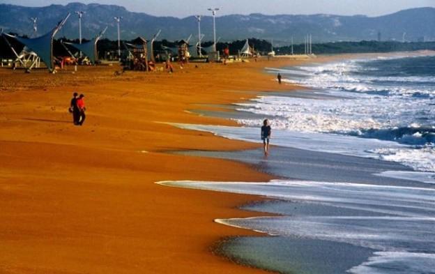 Golden Beach, Qingdao