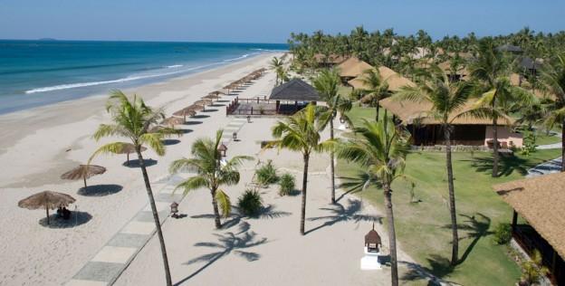 Ngwesaung Beach, Burma