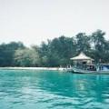 Semak Daun Island Beach, Indonesia
