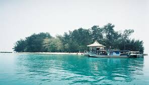 Semak Daun Island Beach, Indonesia
