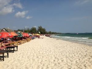 Serendipity Beach, Sihanoukville