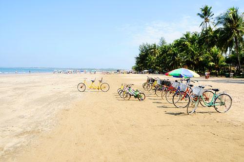 Chaung Tha Beach, Burma