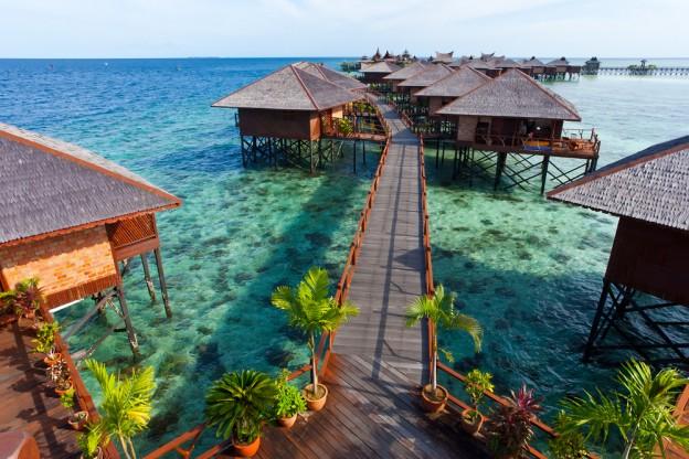Mabul Island-Macro Diving Paradise