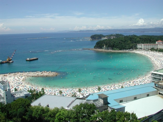 Shirahama Beach-Japanese Beauty