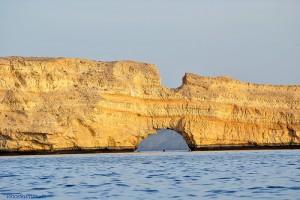 Qantab beach Oman