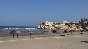 Qurum Beach Oman