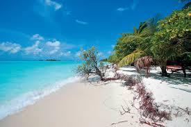 Sun beach Island