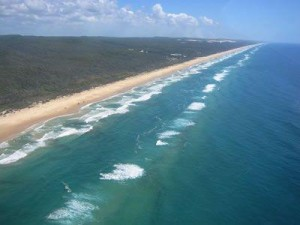 75 Mile Beach destination