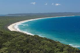 75 Mile Beach-Fraser Island