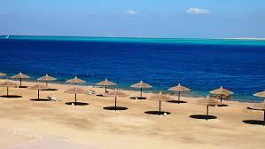 Hurghada beach