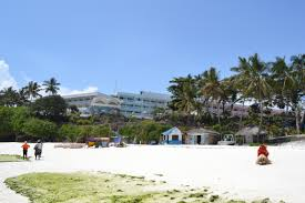Mombasa beach destination
