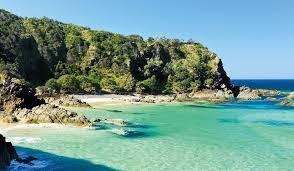 Byron Bay Beach,New South Wales