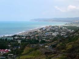 Atacames Beach Ecuador