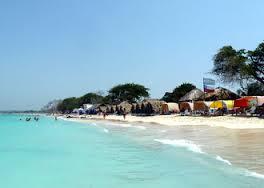 Cartagena Main Beach