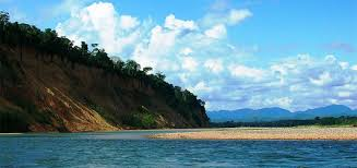 Madidi National Park beach bolivia
