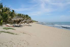 Mancora beach Peru