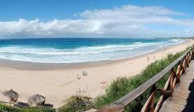 Praia Do Tofo beach