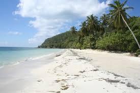 Providencia Beach Island