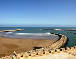 Rabat beach destination