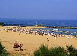 Tamuda bay beach