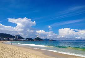copacabana beach destination