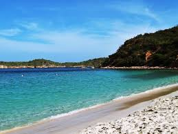Mochima beach