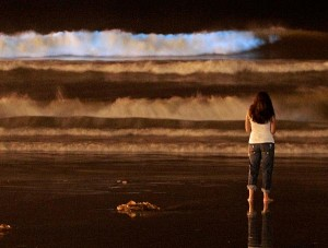 glowing beaches across the world