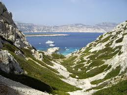 L'Ile de Riou Marseille Beach