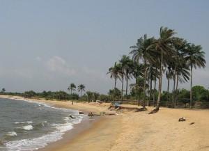 Monrovia Beach