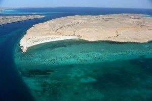 Dahlak Kebir beach