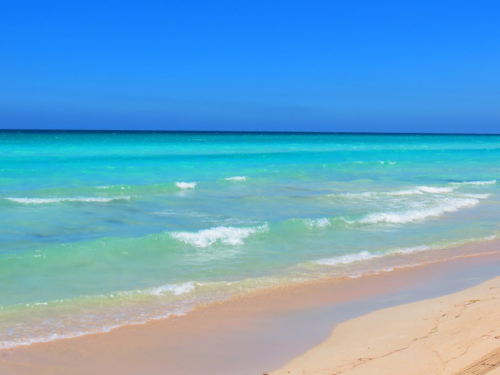 Clearest Water In The World This Is The Absolute Bluest