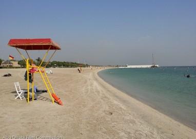 Al Bateen Beach