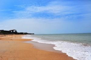 Saly beach