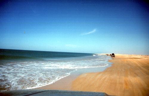 Nouakchott Beach