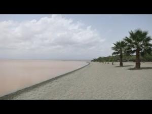 Langano beach