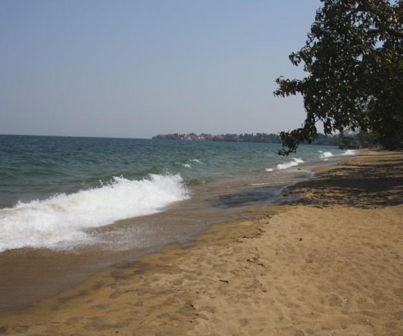 Gisenyi Beach