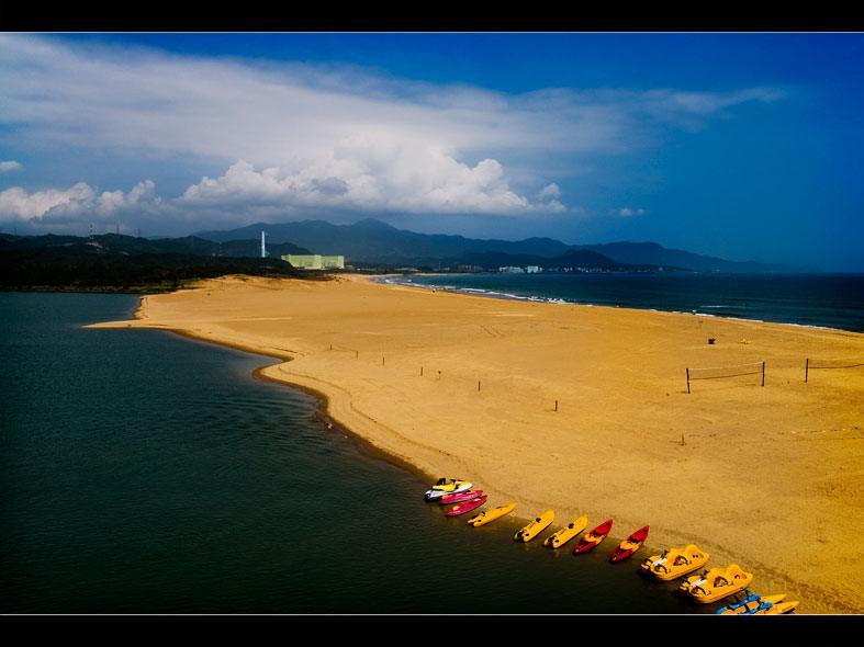 Fulong Beach